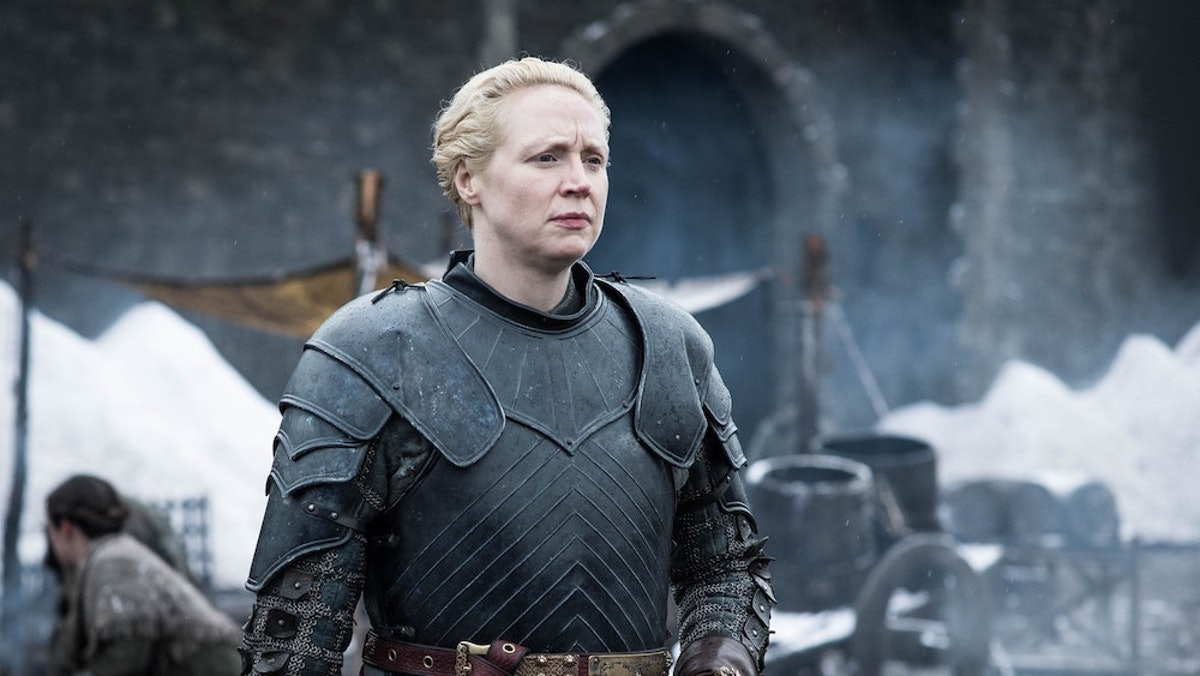 11 Tweets & Memes About Brienne Writing On 'Game Of Thrones,' Because You Need To Laugh After The Finale
