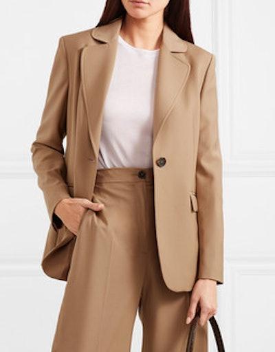 Ludlow Wool-Blend Blazer