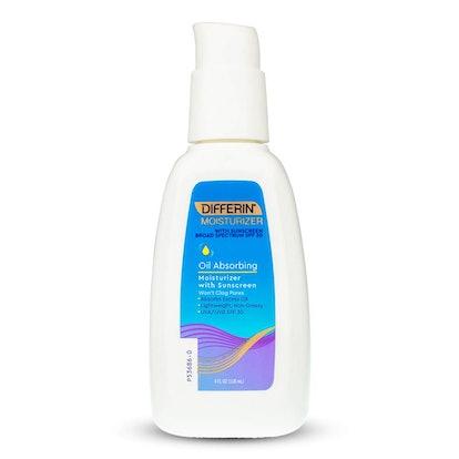 Differin Oil-Absorbing Moisturizer SPF 30