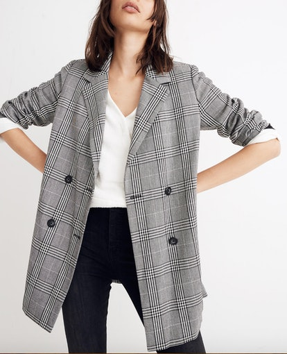 Caldwell Double Breasted Blazer