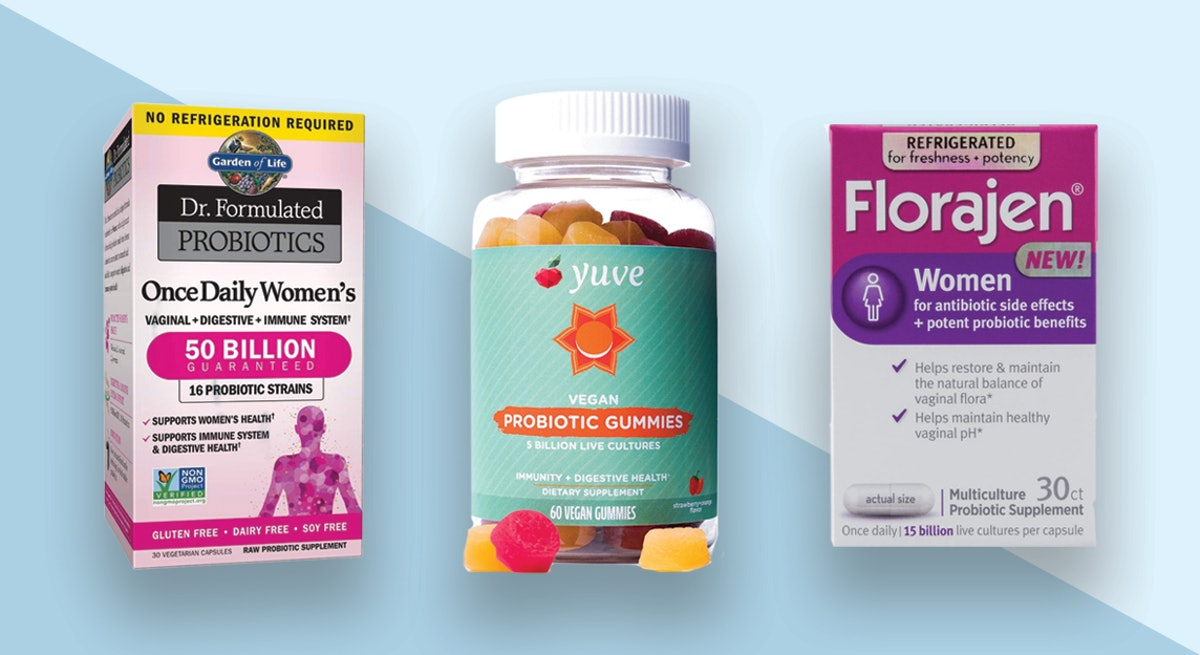 The 3 Best Probiotics For Women