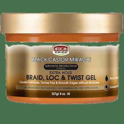 Extra Hold Braid, Loc, & Twist Gel