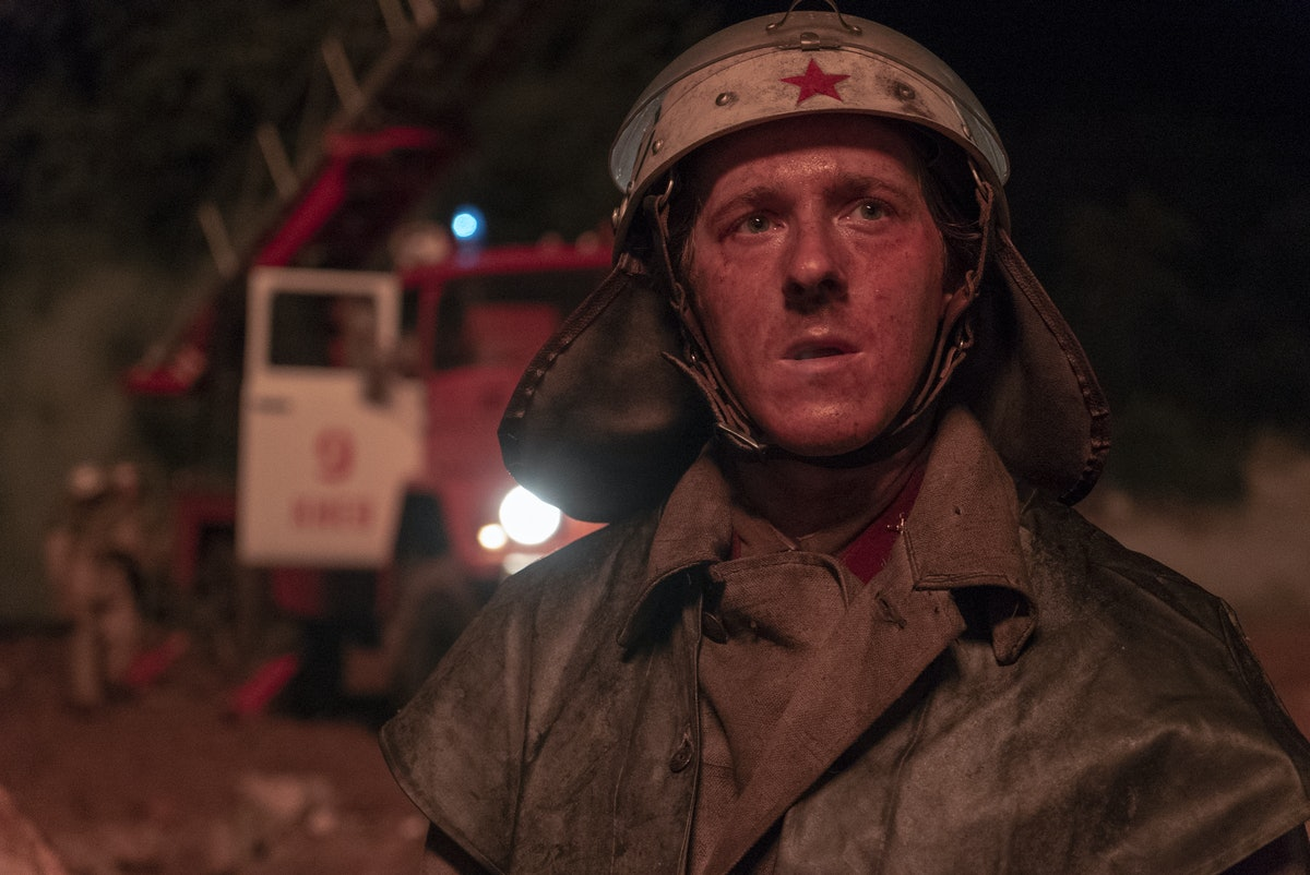 Vasily Ignatenko From 'Chernobyl' Is Based On A Real Person Whose Story Is Just As Horrific As It Is Heroic
