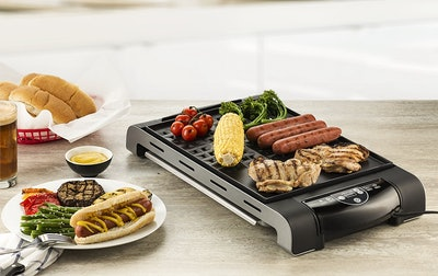 Gourmia Digital Grill and Griddle
