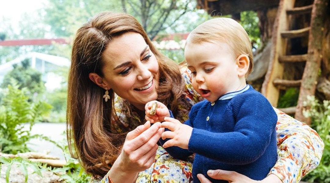 a1e62775 Kate Middleton's Floral Maxi Dress Hails From This Affordable Brand