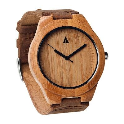 Treehut Wooden Bamboo Watch