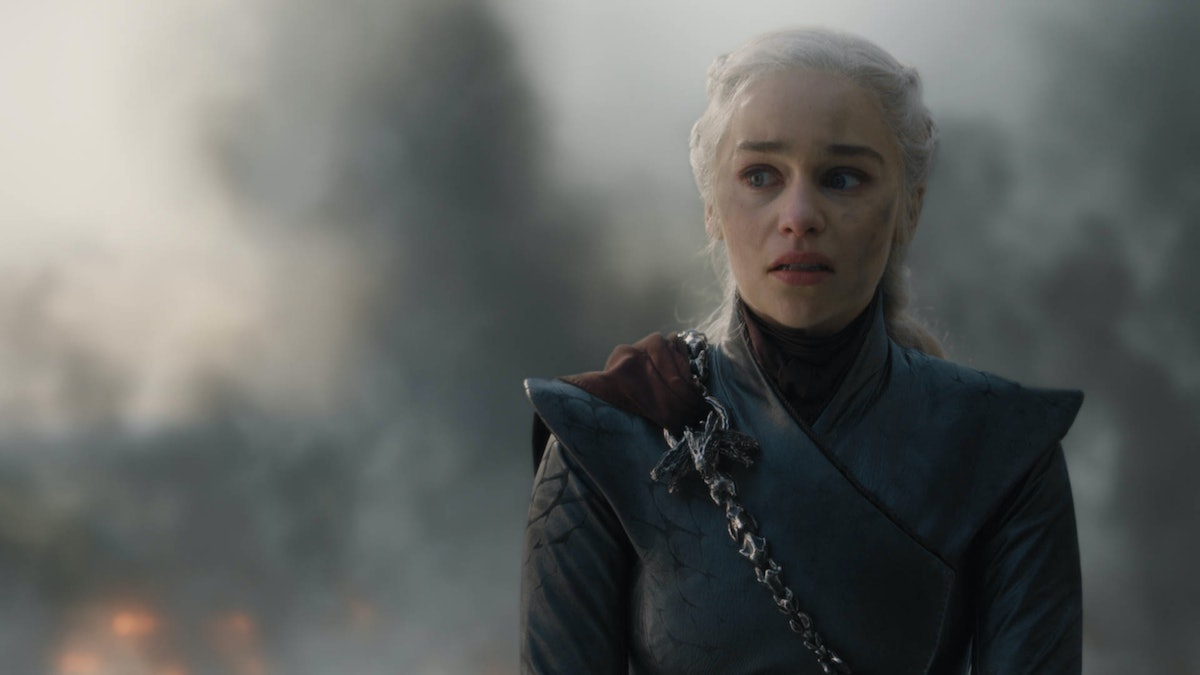 Tweets About Dany's Death On 'Game Of Thrones' Are Memorializing The Dragon Queen Even After What She Did