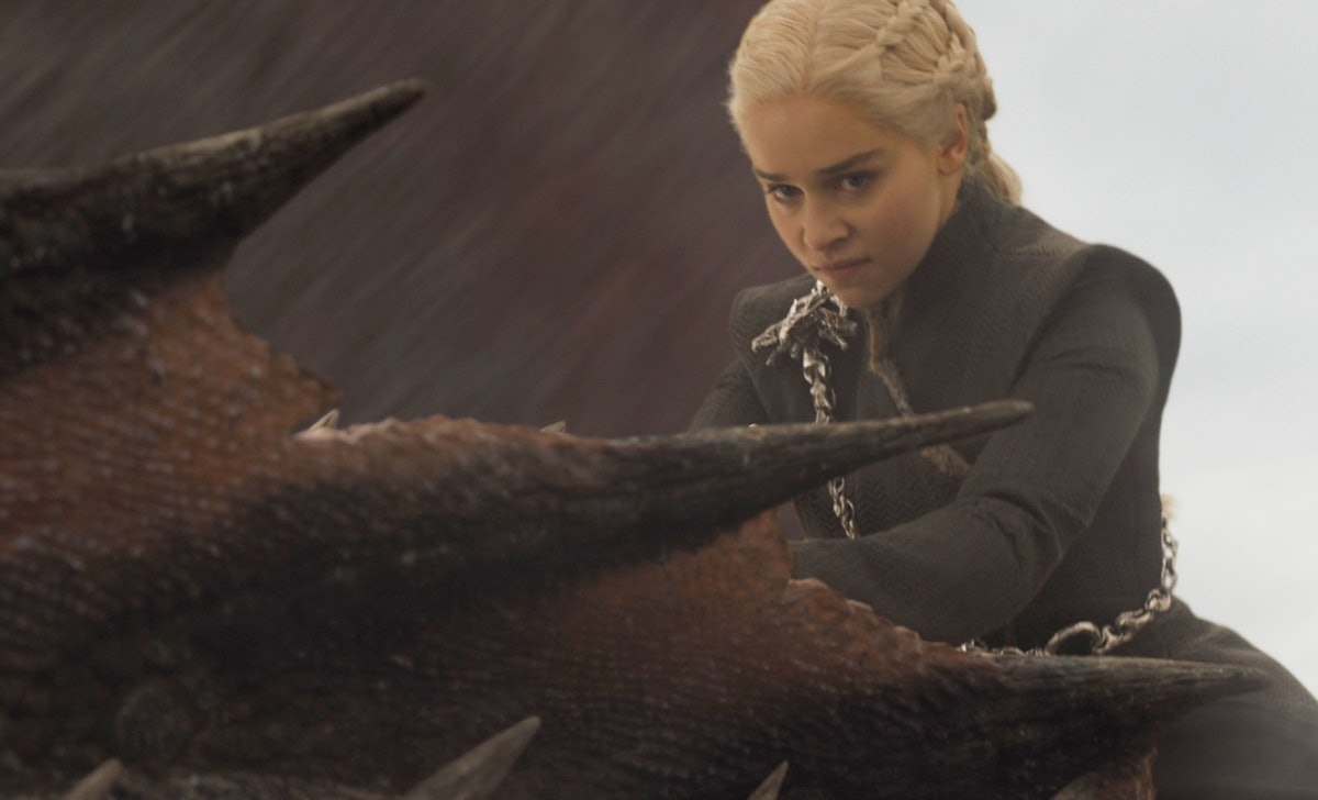 Where Does Drogon Take Dany? The 'Game Of Thrones' Finale Left Fans With Questions