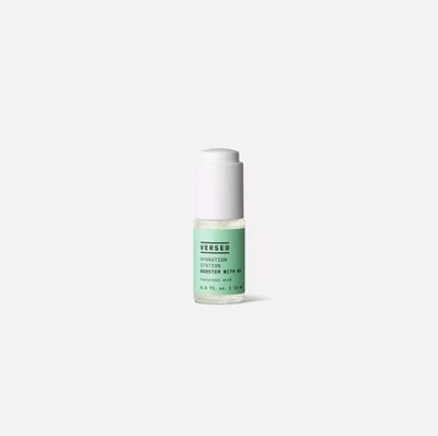 Versed Booster With Hyaluronic Acid Facial Treatment