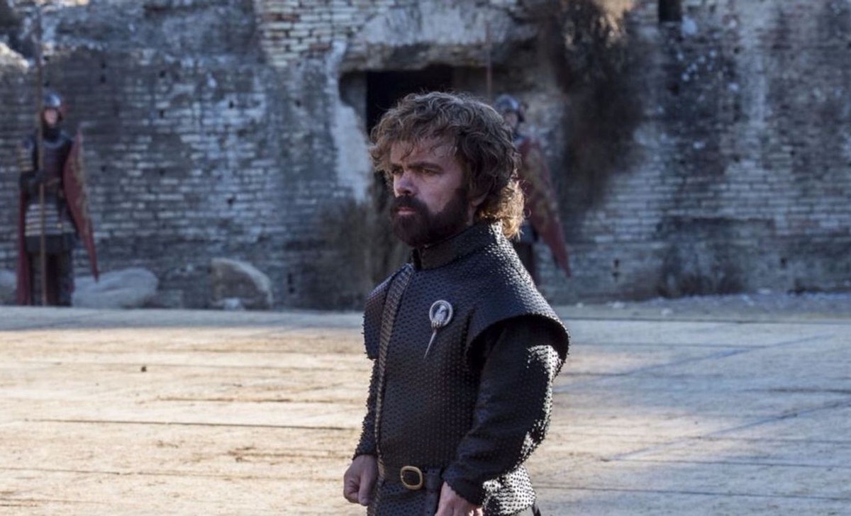 'Game Of Thrones' Fans Spotted A Water Bottle In The Series Finale, So Brace Yourself