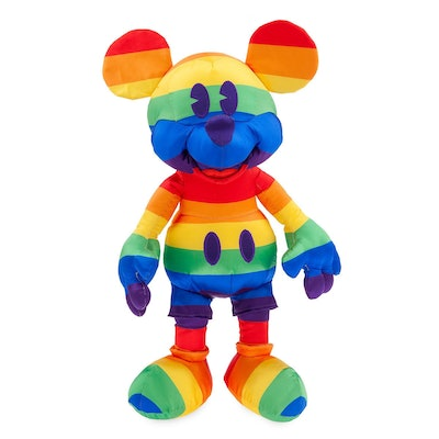Rainbow Disney Collection Mickey Mouse Plush