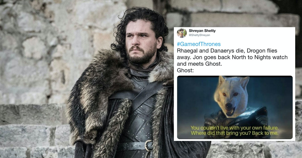 17 'Game Of Thrones' Finale Memes That Will Help You Laugh ...