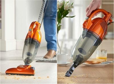 VonHaus 600W 2-in-1 Stick & Handheld Vacuum Cleaner