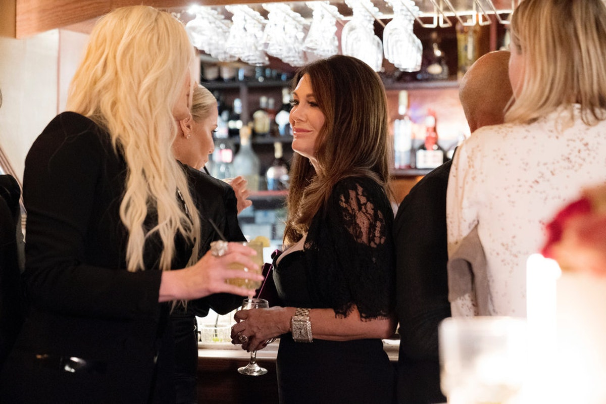Will Lisa Vanderpump Be At The 'Real Housewives Of Beverly Hills' Season 9 Reunion? She Isn't Speaking To The Rest Of The Cast