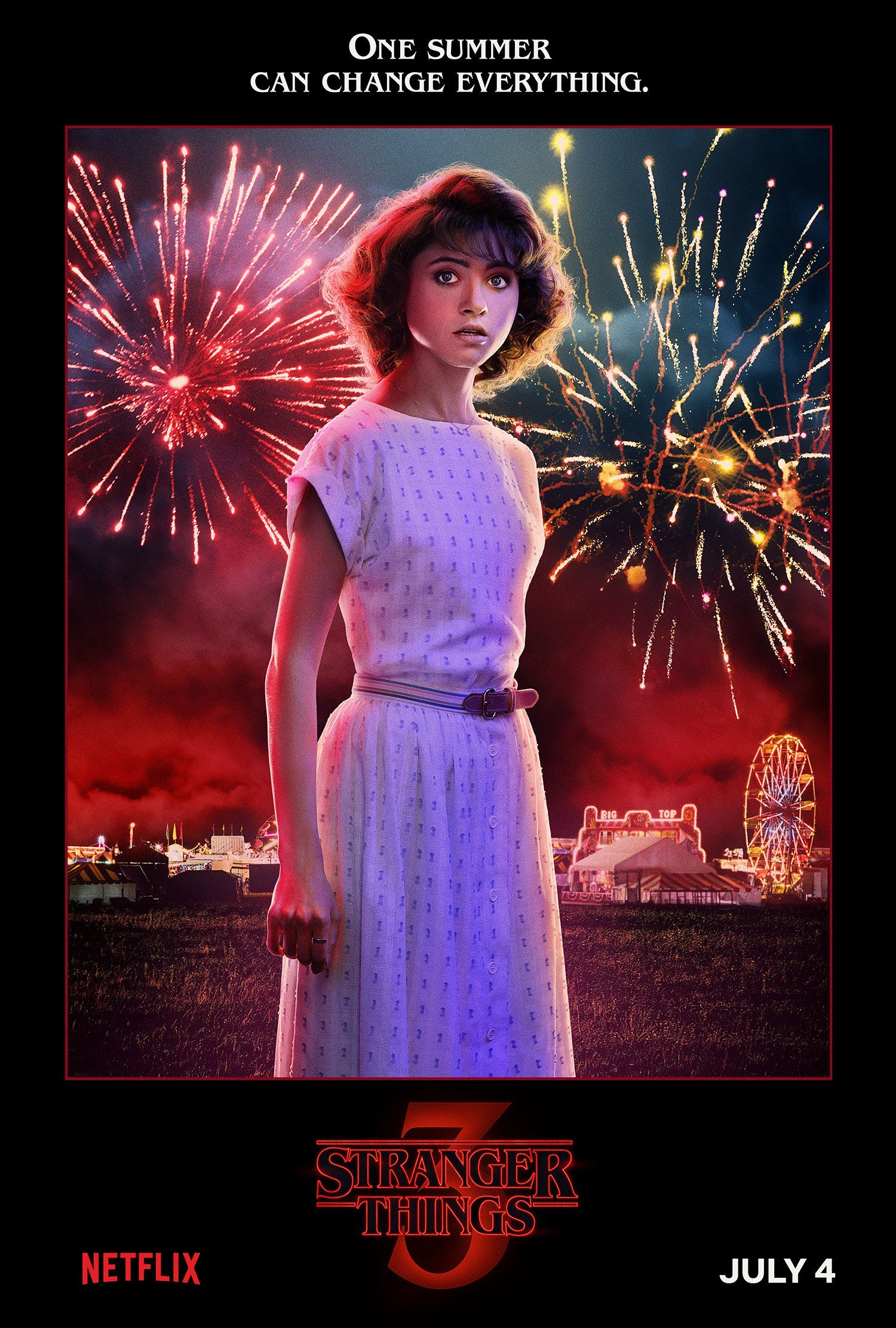 These New 'Stranger Things' Season 3 Character Posters Tease