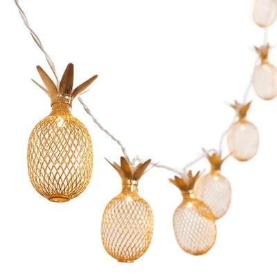 Ling's Moment Pineapple String Lights