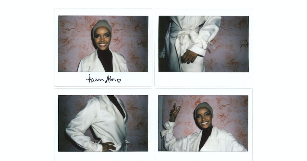 For Model Halima Aden, Becoming The First Person In 'Sports Illustrated' To Wear A Burkini Was A Full Circle Moment
