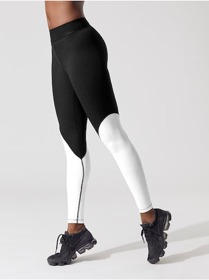 Year Of Ours Two-Tone Legging