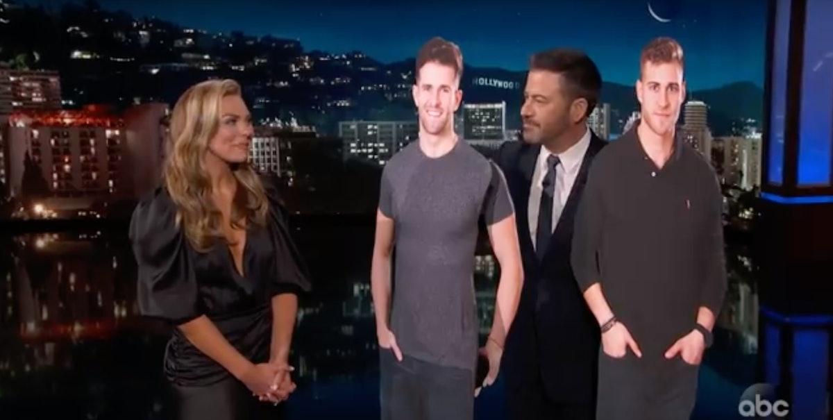 Jimmy Kimmel's Prediction For Hannah's 'Bachelorette' Winner Definitely Seems Possible — VIDEO
