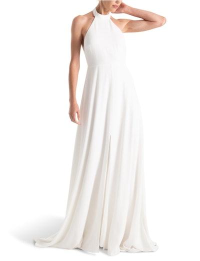 Courtney Halter Wedding Dress