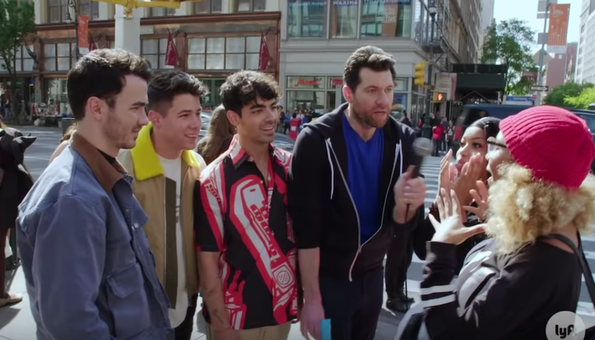 The Jonas Brothers' 'Billy On The Street' Appearance Shows So Much Love For Kevin In The Funniest Way — VIDEO