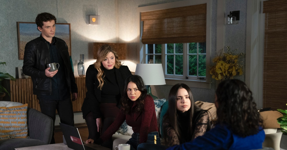 Who Is The Professor On 'The Perfectionists'? Viewers May Have Already Met The New Big Bad