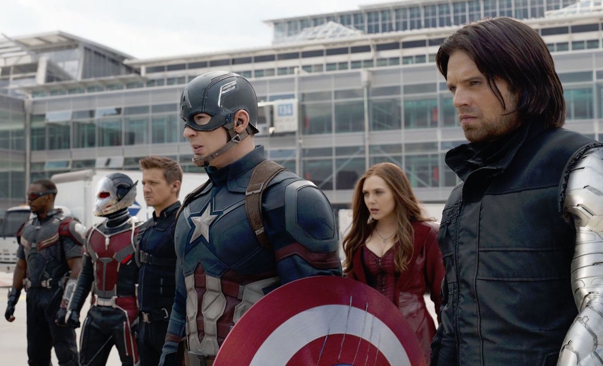 Marvel's 'Falcon & Winter Soldier' Series Added 2 'Captain America: Civil War' Characters