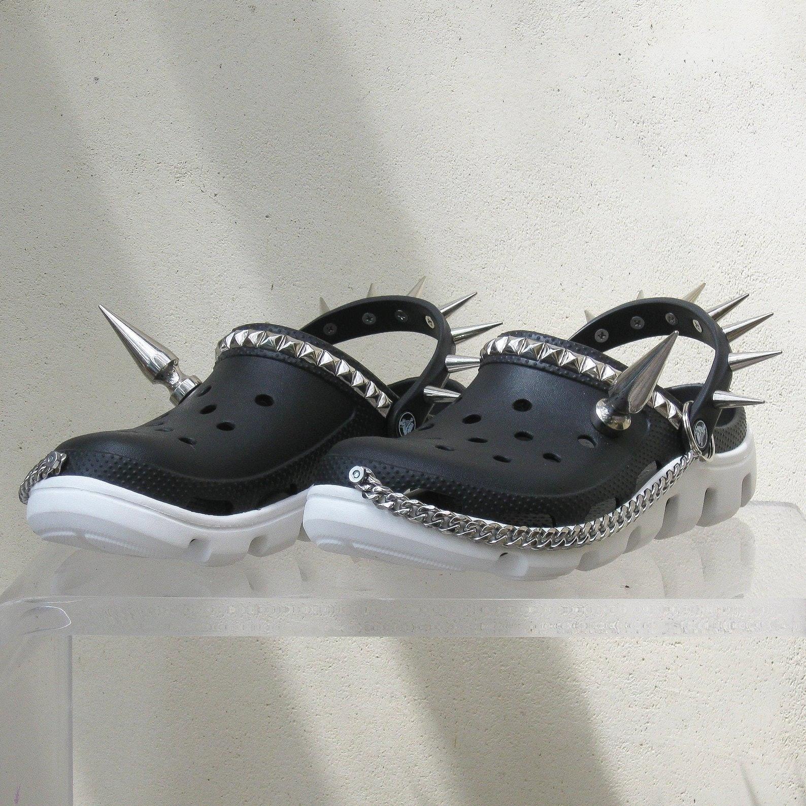 Goth Crocs Exist \u0026 They'll Bring Out