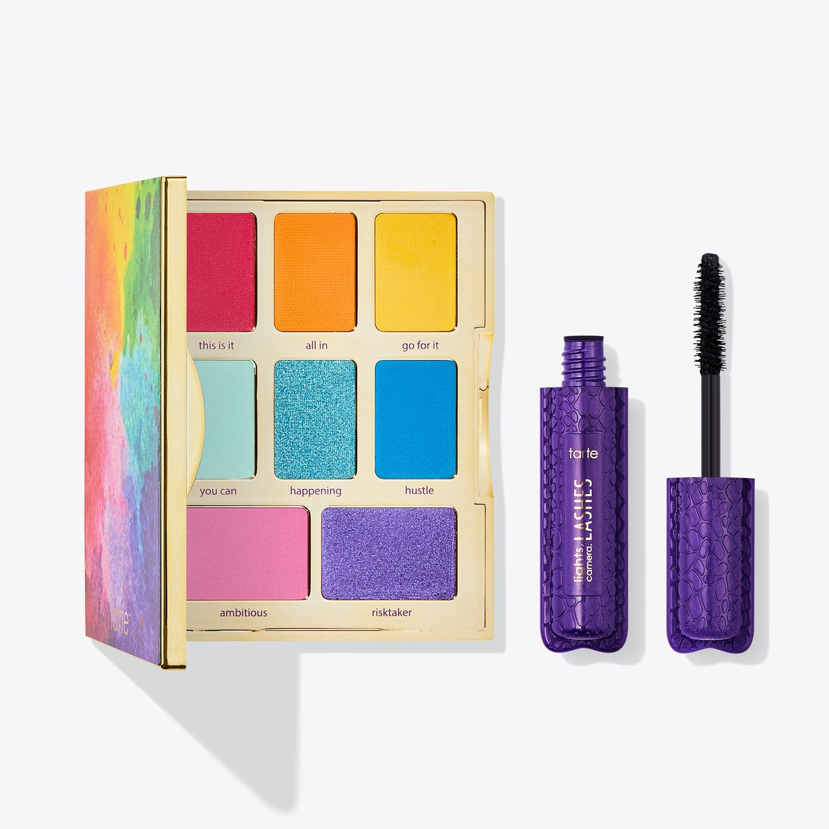 Tarte x Jessie Paege's Let It Rain-Bow Palette Will Donate $25,000 To The Trevor Project
