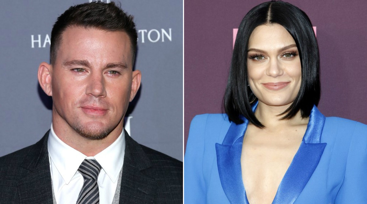 Channing Tatum's Comment On Jessie J's Instagram About Packing Is Thirsty AF
