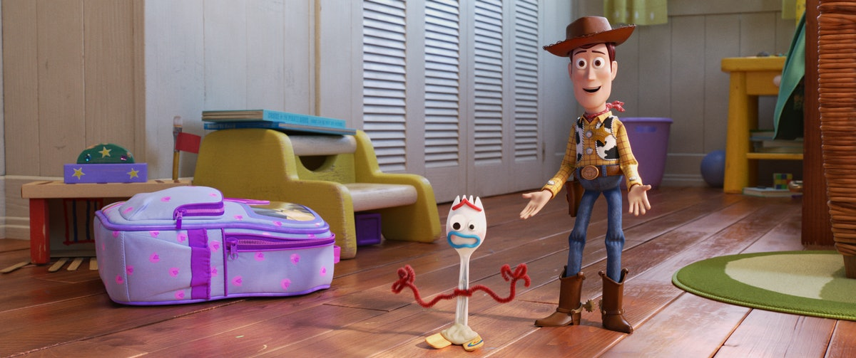The New 'Toy Story 4' Trailer Introduces Keanu Reeves' Toy Stuntman — VIDEO