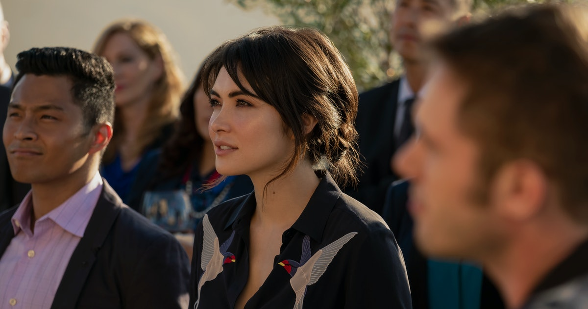 Who Plays Cassidy On 'What/If'? Daniella Pineda's Character Could Get Caught In A Tangled Web