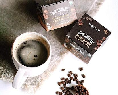 Four Sigmatic Mushroom Coffee (Pack of 10)