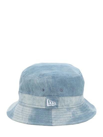 NEW ERA COTTON BUCKET HAT
