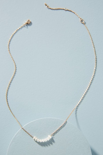 Veronica Mini Arc Necklace