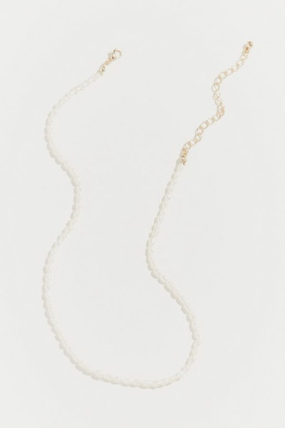 Lara Delicate Pearl Necklace