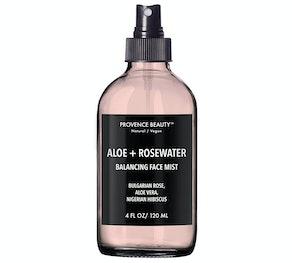 Provence Beauty Aloe + Rosewater Balancing Face Mist, 4 Fl. Oz.