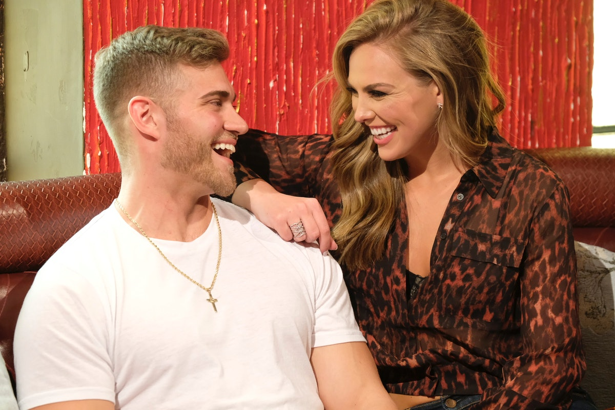 Luke P. Told Hannah He's Falling In Love With Her On 'The Bachelorette' & It Immediately Caused Drama