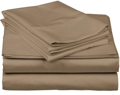 Thread Spread 1000-Thread-Count Egyptian Cotton Bed Sheets