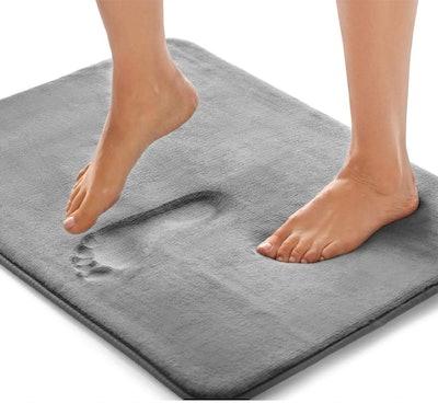 Gorilla Grip Memory Foam Bath Mat