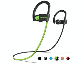 Letscom Wireless Bluetooth Headphones
