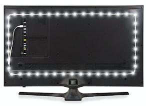 Power Practical Luminoodle USB Bias Lighting For TVs
