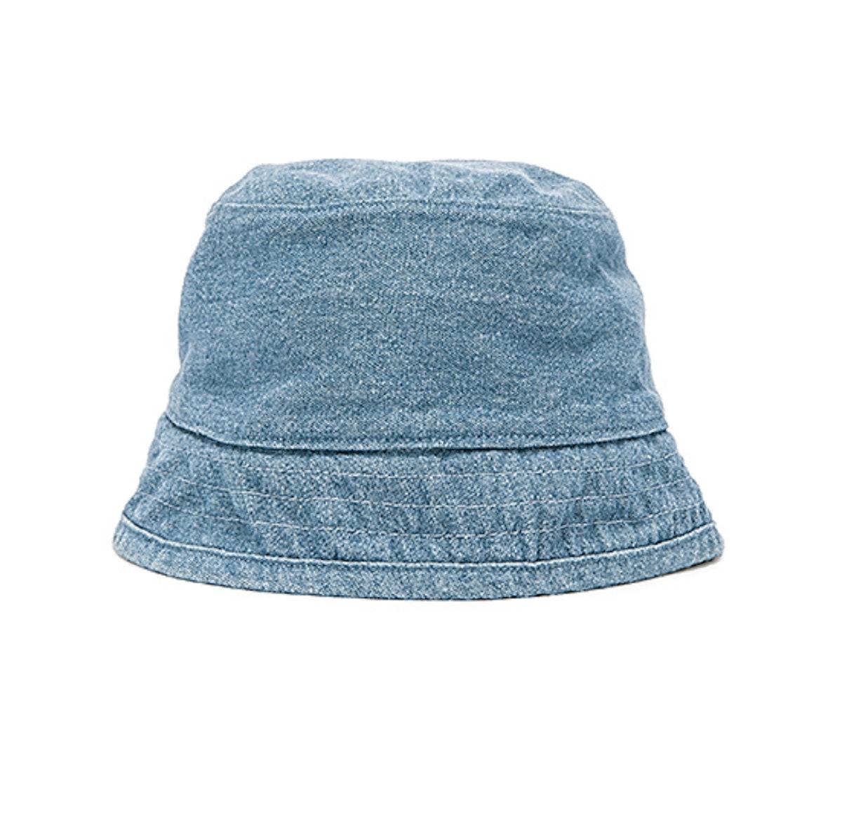 Hat Attack Washed Cotton Bucket Hat