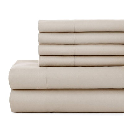 Southshore Fine Linens 6-Piece Extra Deep Pocket Sheet Set
