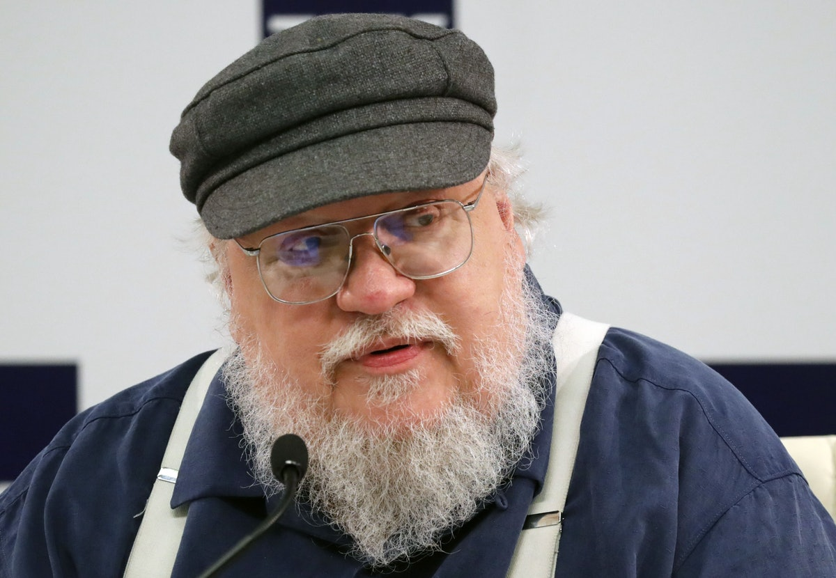 A George R.R. Martin video game might be on the way, according to the Game of Thrones' creator