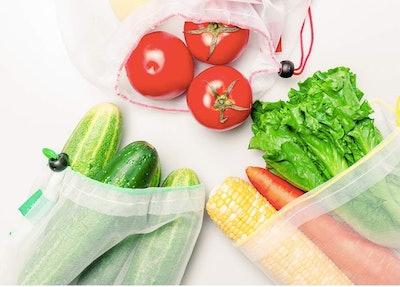 Zero Waste Produce Bags (Set of 15)