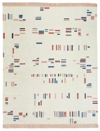 Dottie Rug by Claire Zinnecker, 8' x 10'