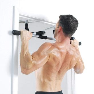 Iron Gym Total Upper Body Workout Bar