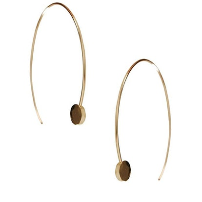 Humble Chic Disc Hoops