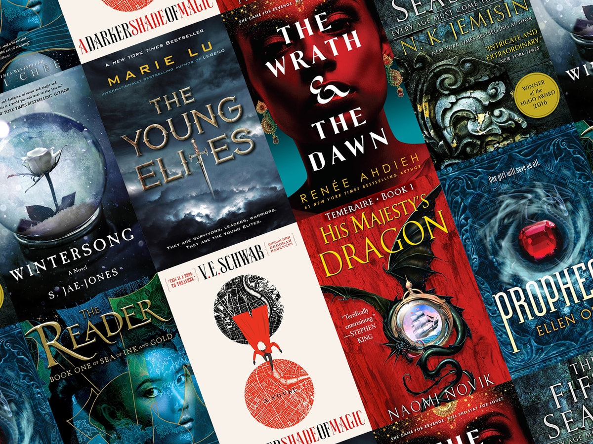 The New 'Game Of Thrones' Book May Not Be Finished, But These 15 Fantasy Series Definitely Are